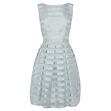 Buy Coast Petite Liv Stripe Dress, Mint Online at johnlewis.com