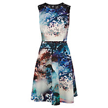 Buy Coast Millie Print Dress, Multi Online at johnlewis.com
