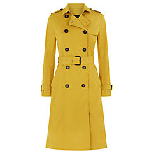 Buy Jaeger Twill Trench Coat Online at johnlewis.com