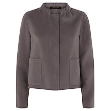 Buy Jaeger Double Faced Cropped Jacket Online at johnlewis.com