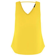 Buy Oasis V Front V Back Vest Online at johnlewis.com