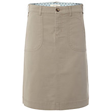 Buy White Stuff Chino Skirt, Natural Online at johnlewis.com