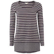 Buy White Stuff Otto Striped Top Online at johnlewis.com