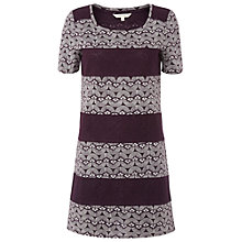 Buy White Stuff Felicity Tunic Dress, Purple Orchid Online at johnlewis.com