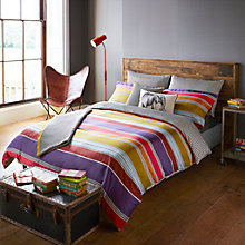 Buy Harlequin Kaledio Striped Bedding Online at johnlewis.com