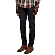Buy Levi's 511 Newby Slim Jeans, Dark Grey Online at johnlewis.com