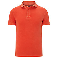 Buy Tommy Hilfiger Felix Polo Shirt, Scotts Red Online at johnlewis.com