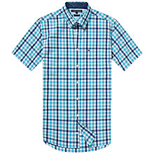 Buy Tommy Hilfiger Eddy Short Sleeve Check Shirt Online at johnlewis.com