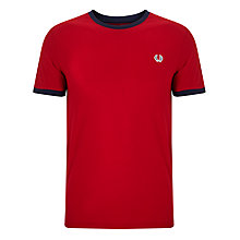 Buy Fred Perry Sports T-Shirt, Blood Online at johnlewis.com