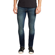 Buy Levi's 511 Copper Tint Slim Jeans, Mid Wash Online at johnlewis.com