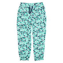 Buy Polarn O. Pyret Children's Floral Trousers Online at johnlewis.com
