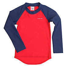 Buy Polarn O. Pyret Children's UV Sun Safe Long Sleeve Swim Top Online at johnlewis.com