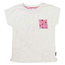 Buy Polarn O. Pyret Children's Floral Pocket Top Online at johnlewis.com