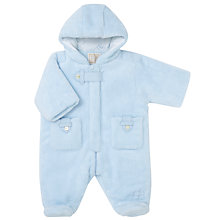 Buy Emile et Rose Fargo Fleece Pramsuit Online at johnlewis.com
