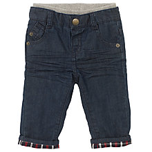 Buy John Lewis Baby's Fashion Jeans, Blue Online at johnlewis.com