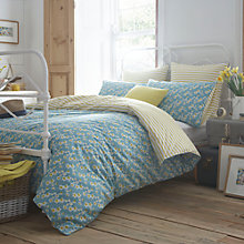 Buy Seasalt Joyful Daffs Bedding Online at johnlewis.com