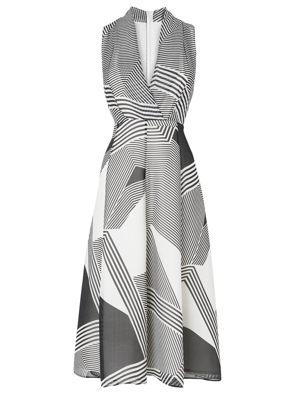 lk bennett natasha dress black/white, bennett, natasha, dress, black/white, lk bennett, 8 16 12 14 18 10 6, women, womens dresses, 1929358