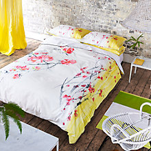 Buy Designers Guild Oriental Flower Bedding Online at johnlewis.com