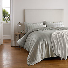 Buy Jigsaw Linen Stripe Bedding Online at johnlewis.com