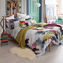 Buy bluebellgray Nevis Bedding Online at johnlewis.com