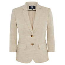 Buy Viyella Pure Linen Jacket Online at johnlewis.com