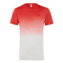 Buy G-Star Raw Dipped T-Shirt Online at johnlewis.com