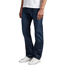 Buy G-Star Raw Hydrite Denim Straight Jeans, Dark Aged Blue Online at johnlewis.com
