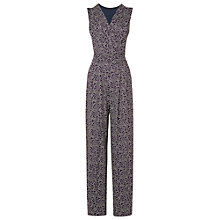 Buy Phase Eight Tabitha Tiny Dot Jumpsuit, Navy/White Online at johnlewis.com