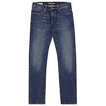 Buy Reiss Roebuck Tapered Jeans, Blue Online at johnlewis.com