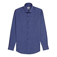Buy Reiss Rochester Slim Fit Shirt, Blue Online at johnlewis.com