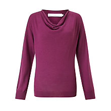 Buy John Lewis Merino Drape Jumper Online at johnlewis.com