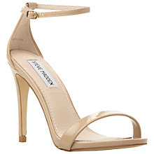 Buy Steve Madden Stecy-R SM Barely There High Heeled Sandals Online at johnlewis.com