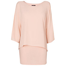 Buy Phase Eight Alexia Oversized Blouse Top, Bloom Online at johnlewis.com