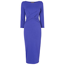 Buy Phase Eight Mandy Midi Dress, Limoges Online at johnlewis.com