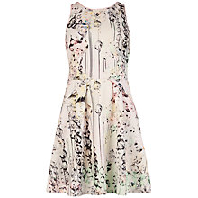 Buy Ted Baker Crystal Droplets Dress, Nude Pink Online at johnlewis.com