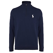 Buy Polo Golf by Ralph Lauren The Open Jersey Top Online at johnlewis.com
