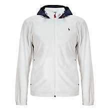 Buy Polo Golf by Ralph Lauren Tournament Windbreaker Jacket Online at johnlewis.com