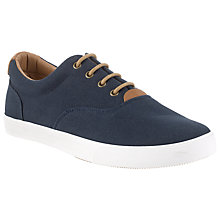 Buy John Lewis Casual Canvas Trainers Online at johnlewis.com