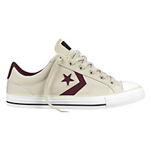 Buy Converse Cons Star Player Ox Trainers Online at johnlewis.com