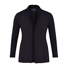 Buy Viyella Jersey Cardigan, Navy Online at johnlewis.com