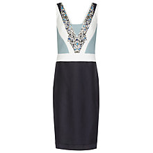 Buy Reiss Liana Dress, Multi Online at johnlewis.com