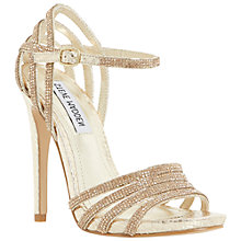 Buy Steve Madden Cagged High Heel Sandals Online at johnlewis.com