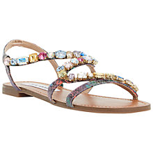 Buy Steve Madden Blazzzed Jewel Sandals, Multi Online at johnlewis.com