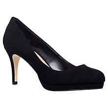Buy Carvela Kiley Platform Stiletto Court Shoes Online at johnlewis.com