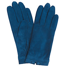 Buy John Lewis 2 Button Suede Gloves Online at johnlewis.com
