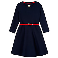 Buy Yumi Girl Daisy Ponte Skater Dress Online at johnlewis.com