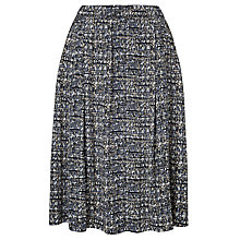 Buy Kin by John Lewis Osaka Print Skirt, Blue Online at johnlewis.com