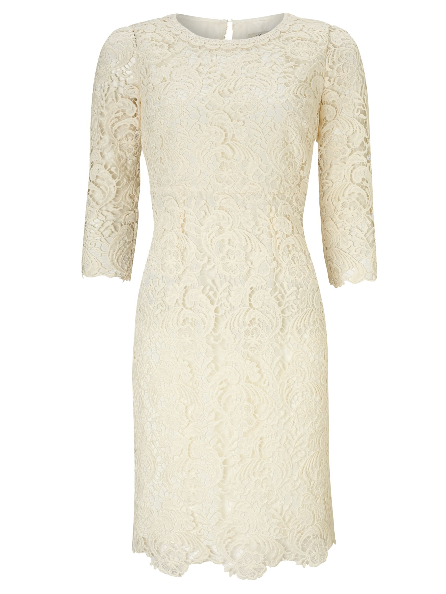 Somerset by Alice Temperley Lace Dress, Ivory