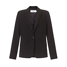 Buy John Lewis Hepburn Button Crepe Jacket Online at johnlewis.com