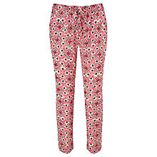 Buy Somerset by Alice Temperley Mexican Border Trousers, Pink Online at johnlewis.com